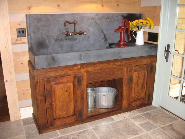 Custom Sinks Shaker Hill Granite