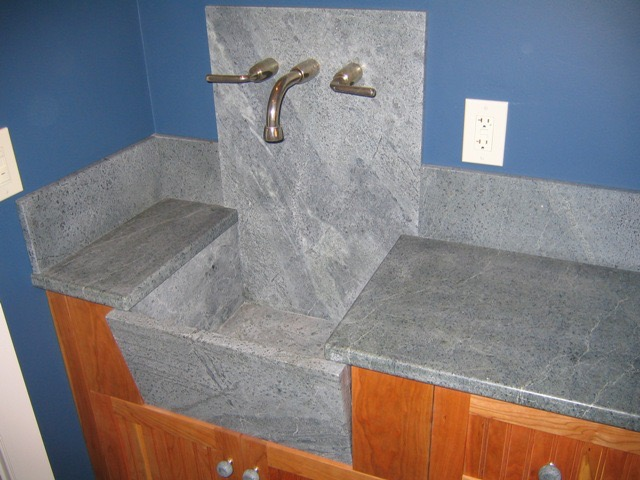 Custom Sinks Shaker Hill Granite