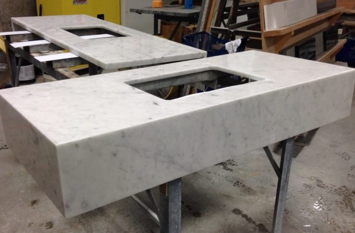 Custom Marble Sinks