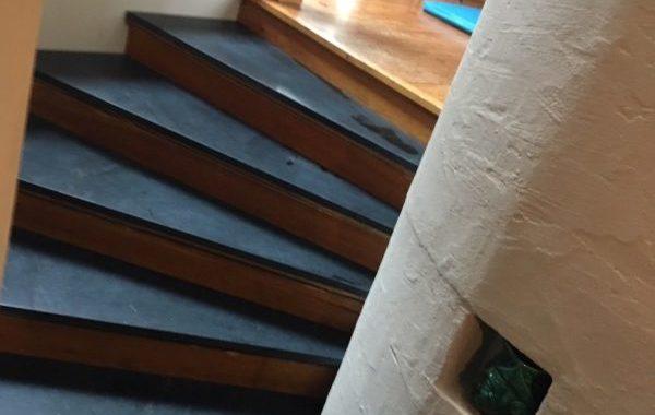 Soapstone Staircase
